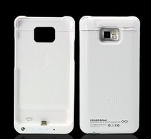 2000mAh Battery Charger Case For Samsung Galaxy S2 i9100 with stand