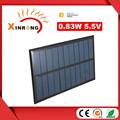 2017 Hot Sell 5.5V 150mA Mini PV Solar Panel