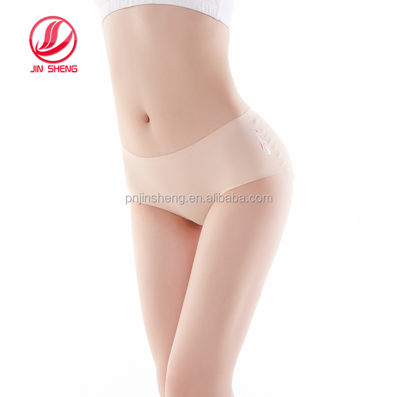 Promotional Adult Plastic Panty for womens seamless plastic panties