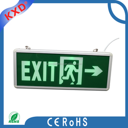 Explosion Proof LED Exit Sign,LED Exit Emergency light battery pack