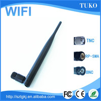 Set Top Box VSWR and Communications equipment folded wifi rubber duck antenna