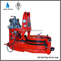 drill pipe power tong with dies and jaws for oilfield drilling