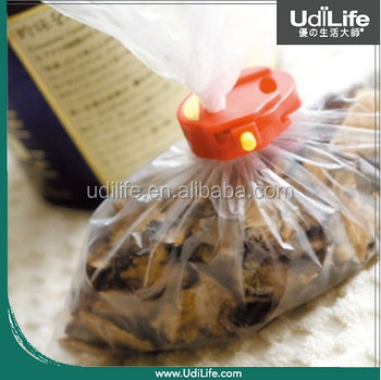 Hot Sale Plastic Food Bag Clip