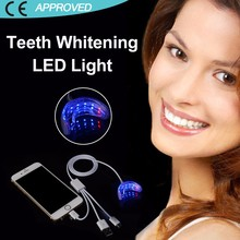 CE&FDA Approved Hot Sale Blue Light LED Teeth Whitening Lamp
