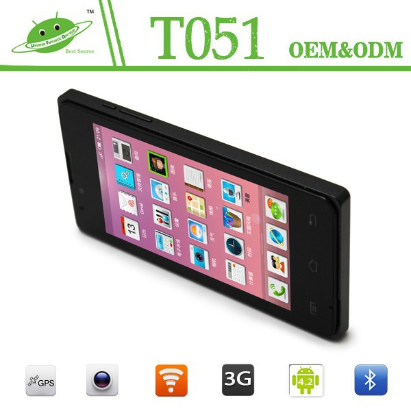 Mobile accessory 4.0inch MTK6572 Dual Core smart phones dual sim card