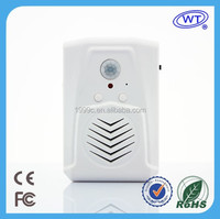 mini mp3 voice recordable shop door bell