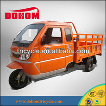Cargo Motor Trike with Cabin Cover Truck Design