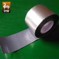 Self adhesive flashband bitumen wrapping tape waterproofing membrane