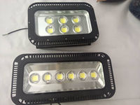 Sports stadium project outdoor led tennis court flood lights 300w