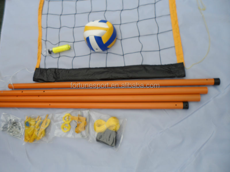 2015 hot sale promotional volleyball set