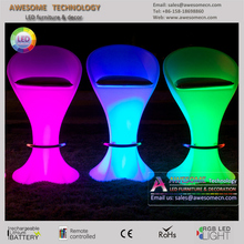 commercial led bar stools made in china(BS910)