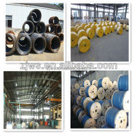 3.05mm low carbon zinc coated gavanized steel stay wire