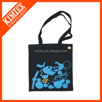 Factory wholesale cheap heavy duty canvas tote bag