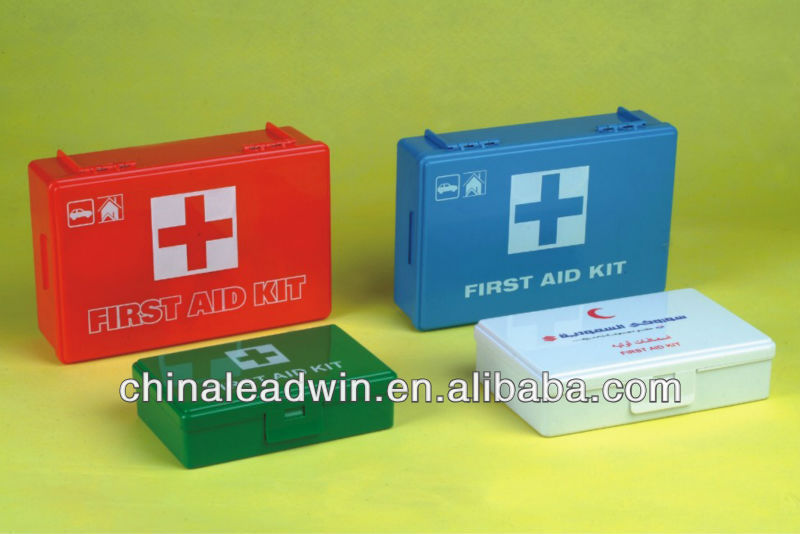 New Easy Emergency Kits Plastic Kits
