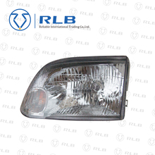 high quality body parts auto lighting headlight for 2000 hiace car model