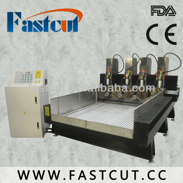 Cheap Cylindrical cnc 3d stone engraving machine cnc router 4 axis /cnc wood machine
