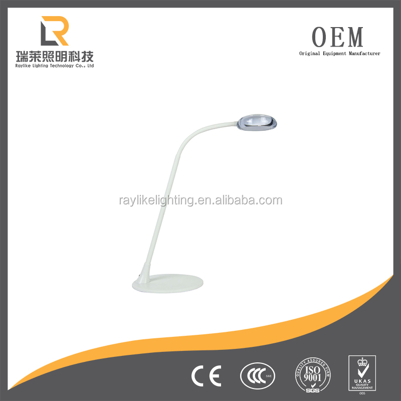 Factory price table lamp with clap with ce approved