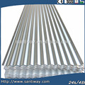CE certificated 0.17mm colored galvanized roof made in china