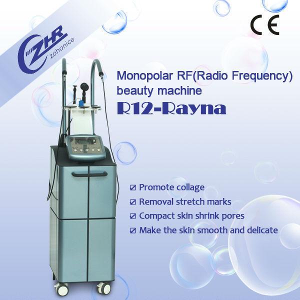 R12 face lifting and skin tightening hifu beauty machine