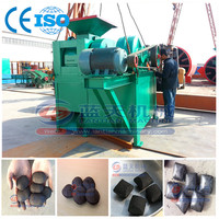 High pressing pressure coke powder pressing machine with High quality