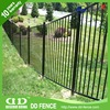 Aluminium Pool Fencing / Temp Fence Panel / Black Galvanized Fence