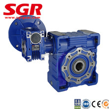 90 degree angle gearbox design of worm and worm wheel