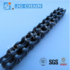 Zhejiang angxing chain company limited iso 9001 certified double-row industry machine parts alloy duplex roller chain 12b-2