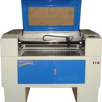 JQ 9060 Shoes Laser Cutting Machine