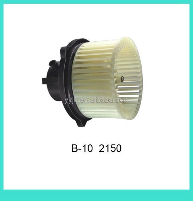 Plastic Air Conditioner Blower Motor Fan For Hyundai Car