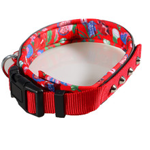 Low price waterproof reflective dog collar