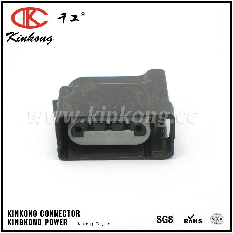 corner connector 3 Pin KOSTAL Female automotive electrical Weather Pack wire Connector