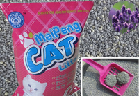 99% dust free clumping cat litter sand factory