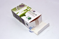High quality manufacture skin whitening pills paper box