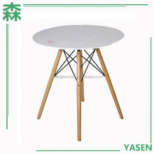 Yasen Houseware Outlets Round Modern Dining Table For 6 Person,European Classic Round Dining Table