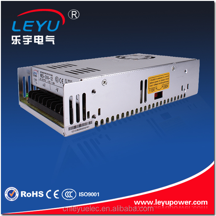 Wenzhou dc Regulated with DC Fan 24V 350W Power Supply