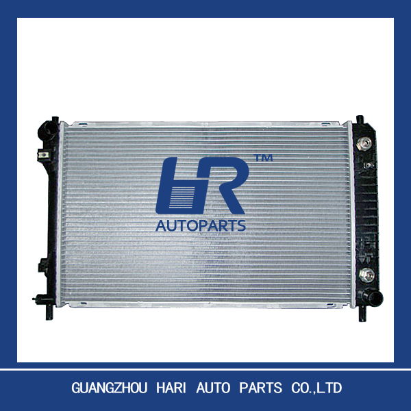 High Performance Aluminum Plastic Car Radiator for CHEVROLET 2006-2009