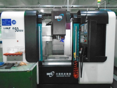 Machining Center Processing