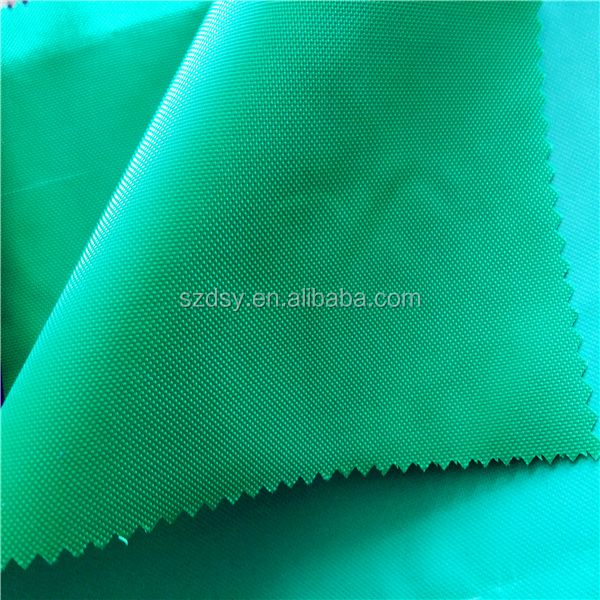polyester oxford fabric with pu and pvc coated