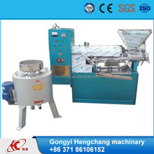 factory direct supply flax seed cold oil press machine