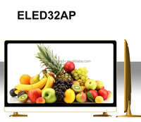 gold color 42 inch FHD/HD eLED TV