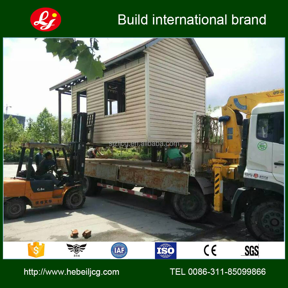 Well designed China prefabricated house