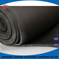 Eco-friendly reclaimed material nbr/pvc rubber foam insulation tube