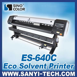 Sinocolor Newest Large Format Printing Machine ES640C
