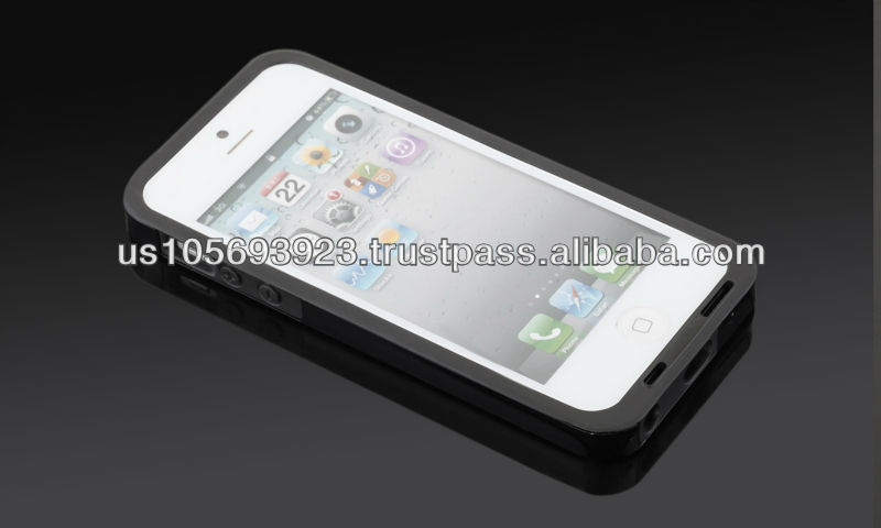 Christmas model TPU+PC 2in1 combo sublimation case for iphone 5