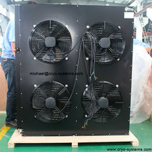 air cooled condenser manufacturers , condenser factory , cooler cold storage condenser