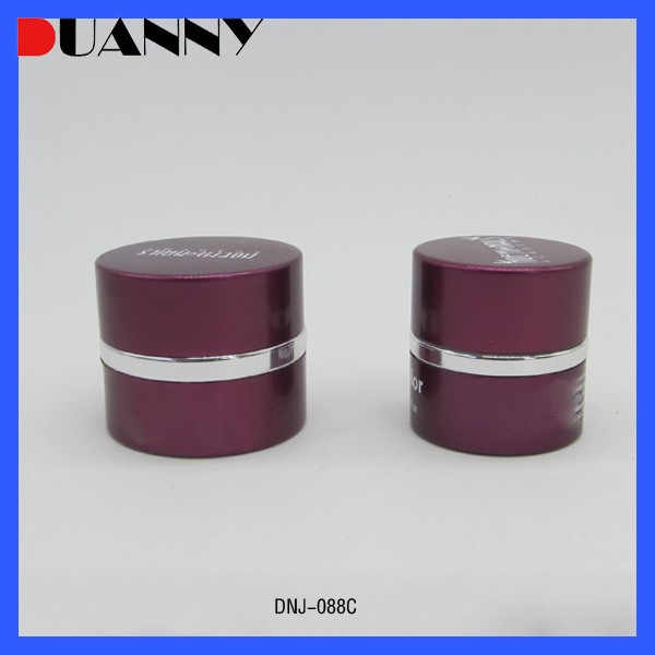HIGH FASHION ALUMINIUM GEL JARS, 30ml ALUMINUM JAR, ALUMINUM NAIL GEL JAR