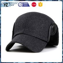 Latest product long lasting tweed snap back winter hat fast shipping