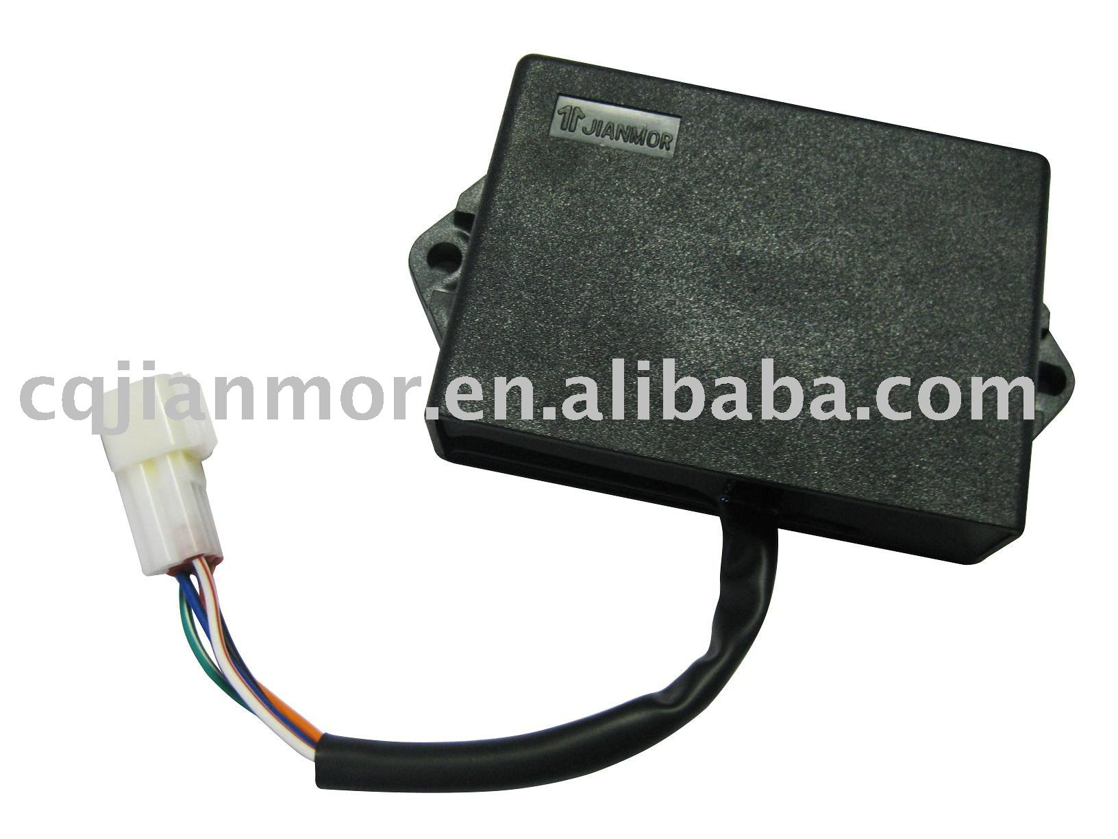 JS400 CDI unit of motorcycle parts