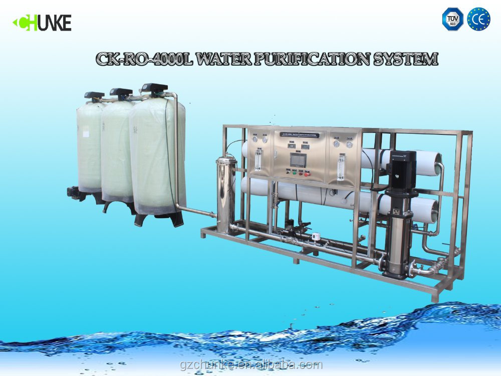 4000LPH Kent hot selling drinking water treatment plant ro water purifier