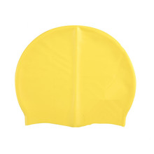 2016 So Popular Stylish Flexible Silicone Swimming Caps